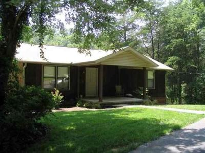 Westminster SC Single Family Home For Sale: $88,900