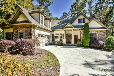 Sunset SC Single Family Home For Sale: $849,000
