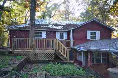 Townville Single Family Home For Sale: 1036 Smyzer Road