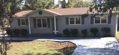 Spartanburg Single Family Home For Sale: 2705 Cedar Springs Drive