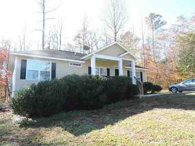 Fair Play SC Single Family Home For Sale: $189,900