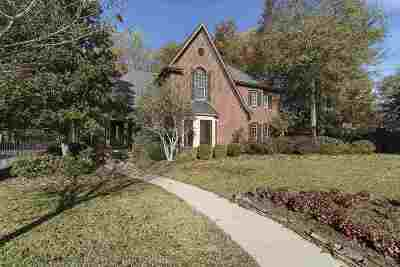 Greenville County Single Family Home For Sale: 11 Knightsbridge Drive