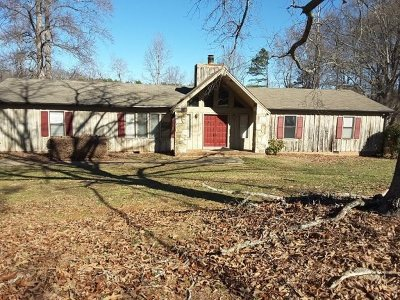 Anderson County Single Family Home For Sale: 205 Arrowhead Trail