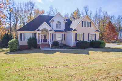 Easley Single Family Home For Sale: 181 Upper Lake Drive