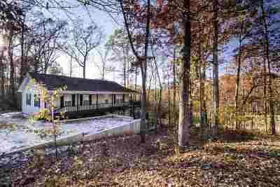 Chickasaw Point Single Family Home For Sale: 700 Chickasaw Drive