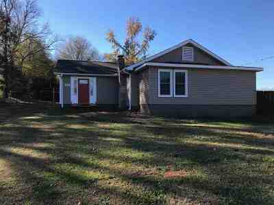 Single Family Home Sold: 1031 N Fish Trap Road