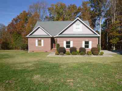 Townville Single Family Home For Sale: 110 Valley Drive
