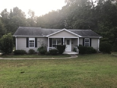 Anderson County Single Family Home For Sale: 7 Gassaway Court