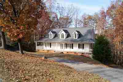 Anderson Single Family Home For Sale: 2146 Deloach Dr.