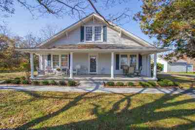 Single Family Home For Sale: 2201 Three And Twenty Road