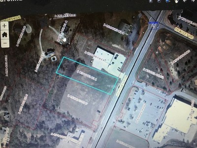 Anderson Commercial For Sale: Lot B Hwy 81 N
