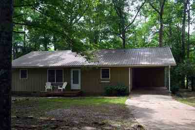 Hartwell GA Single Family Home For Sale: $189,900