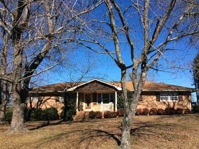 Anderson Single Family Home For Sale: 101 Cedar Road