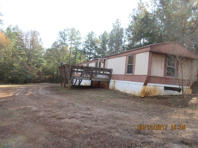 Mobile Home Under Contract: 110 Robinhood Rd