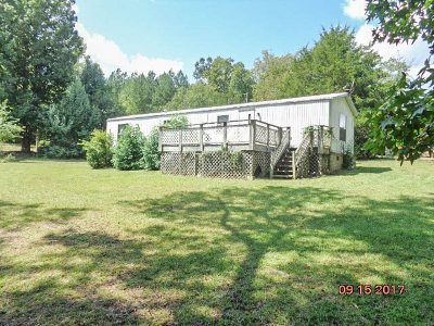 Mobile Home Contingency Contract: 112 Squirrel Dr