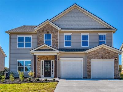 Easley Single Family Home For Sale: 150 Wild Hickory Circle