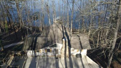 Lavonia, Martin, Toccoa, Hartwell, Lake Hartwell, Westminster, Anderson, Fair Play, Starr, Townville, Senca, Senea, Seneca, Seneca (west Union), Seneca/west Union, Ssneca, Westmister, Wetminster Single Family Home For Sale: 79 Waters Edge Extension