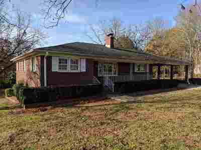 Seneca SC Single Family Home Sold: $92,500