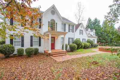 Seneca Single Family Home For Sale: 4403 Smoak Pond Road