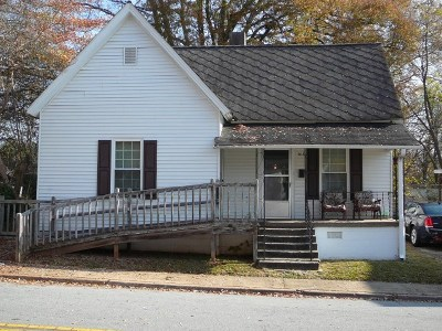 Single Family Home Under Contract: 308 F St