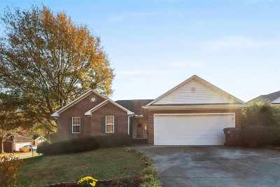 Anderson Single Family Home Contingency Contract: 12 Woodbridge Circle