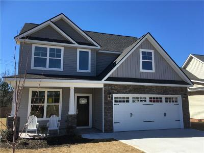 Anderson Single Family Home For Sale: 250 Streams Way