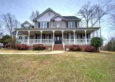Easley Single Family Home For Sale: 205 Montague Drive