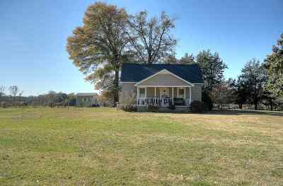 Williamston Single Family Home Contingency Contract: 1014 Belton Highway