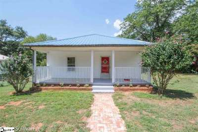 Easley Single Family Home For Sale: 117 Star View Street