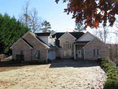 Lavonia, Martin, Toccoa, Hartwell, Lake Hartwell, Westminster, Anderson, Fair Play, Starr, Townville, Senca, Senea, Seneca, Seneca (west Union), Seneca/west Union, Ssneca, Westmister, Wetminster Single Family Home For Sale: 403 Nautical Way