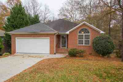 Anderson Single Family Home For Sale: 113 Woodbridge Ct