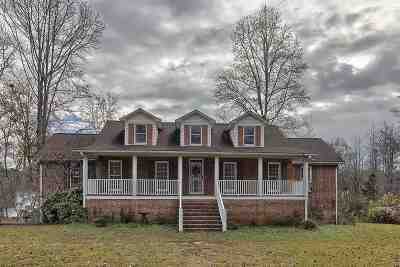 Easley Single Family Home For Sale: 264 Gin Road