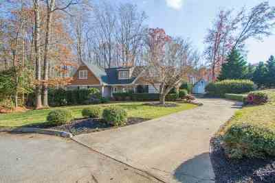 Easley Single Family Home For Sale: 104 E Croydon Court