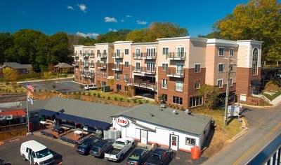 Clemson Condo Contract-Take Back-Ups: 101 Oak Street #306