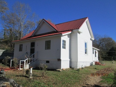Athens, Anderson Single Family Home For Sale: 1709 S Murray Ave