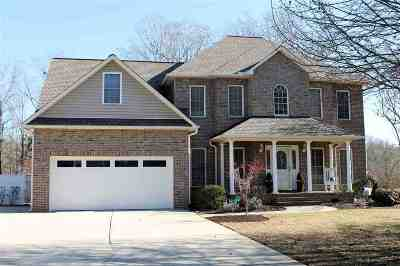Anderson Single Family Home For Sale: 104 Tinsley Drive