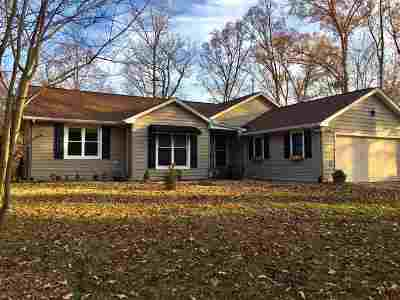 Chickasaw Point Single Family Home For Sale: 334 Point Rd