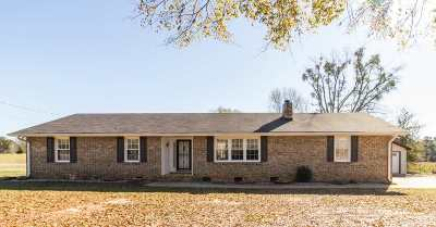 Single Family Home For Sale: 4500 Old Williamston Rd
