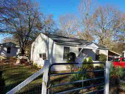 Anderson Single Family Home For Sale: 901 Evergreen Street