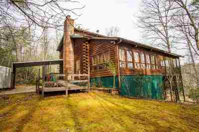 Oconee County Single Family Home For Sale: 196 Jumping Branch Road