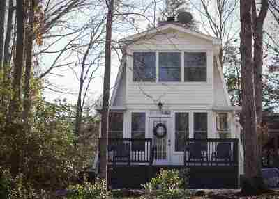 Anderson Single Family Home For Sale: 315 Tarleton Road