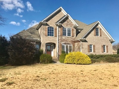 Anderson County Single Family Home Under Contract: 101 Muscadine Lane