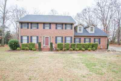 Harpers Ridge Single Family Home For Sale: 1011 Harpers Way