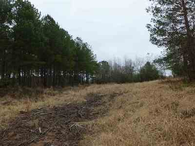 Anderson County Residential Lots & Land For Sale: 1600 Pine Top Road