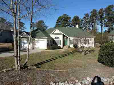 Chickasaw Point Single Family Home For Sale: 131 Fairway Drive