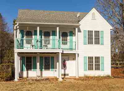 Single Family Home For Sale: 102 S Windy Point