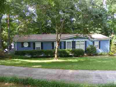 Hartwell, Lavonia Mobile Home Under Contract: 261 Ivy Trail