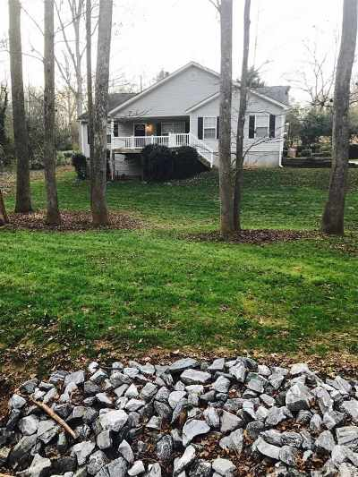 Anderson Single Family Home For Sale: 400 Brookgreen Drive