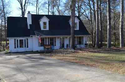Anderson Single Family Home For Sale: 404 Old Colony Road