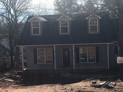 Chateau Woods Single Family Home For Sale: 413 Chaumont Road